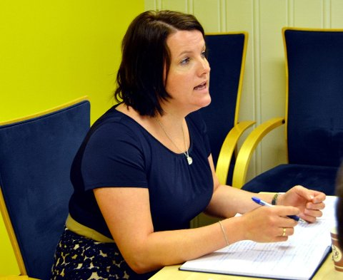 Linda Mæhlum Robøle er glad for tydeligheten i Nord-Gudbrandsdal. Og provosert av uttalelser under styremøtet i Helse Sør-Øst.