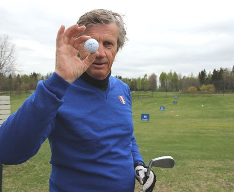 Med over 200 seniorspillere (50+) fra 47 klubber er kapasiteten på Drøbak golfbane «sprengt», sier Espen Olafsen