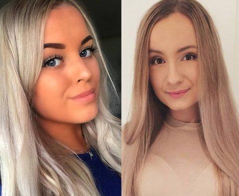 Martine Norbergsen (20) og Malin Kristin Hjelvik (22) er studenter ved Nord universitet i Bodø. De opplever at gjentatte sensurbrudd har ført til at sykepleierstudentene ikke lenger stoler på universitetet.