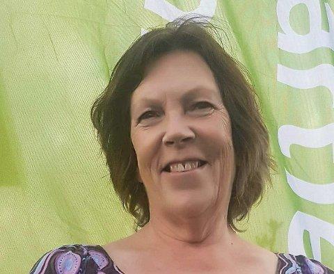 MORTENSTJERN: Ved Mortenstjern finner Brit Eva Helgedal (63) roen – og skaulufta der fungerer alltid.FOTO: Privat
