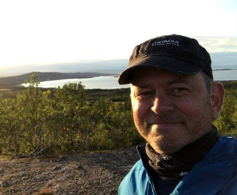 Ulf Tore Johansen, 1. kandidat for Nordkalottfolket til Sametingsvalget, Sør-Norge Valgkrets