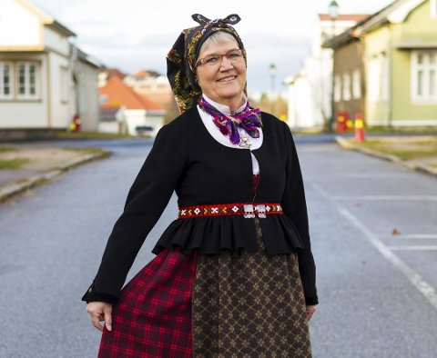 Tone Eidsvold ble hedret med Wilsemedaljen for 2016.
