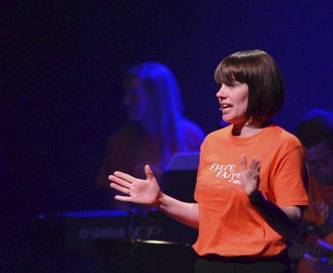 NY JOBB: Marit Thrana har startet i ny jobb denne uken.