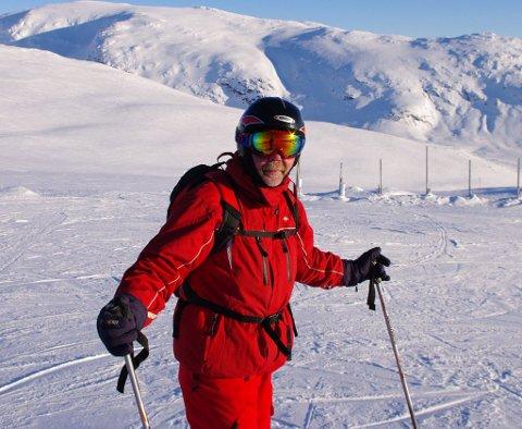 IDEER: Brønnøymannen Kjell Inge Johnsen har over en årrekke gjort seg bemerket med en rekke planer om prosjekter på Helgeland. Nå håper han at vefsnpolitikerne liker ideen om et opplevelsesanlegg i Drevjadalen.