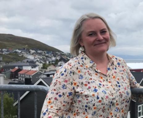 GIKK PÅ DAGEN: Styreleder Elisabeth Leiknes Hansen og to andre styremedlemmer trakk seg fra styret i Visit Nordkapp i protest.
