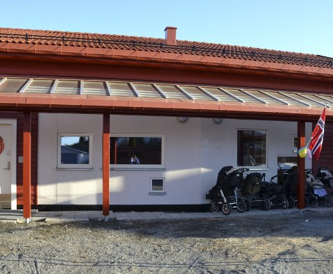 Ferie: Siritun er en av barnehagene som kan bli stengt tre uker i sommer.Arkivfoto: Elin Frisch Selås