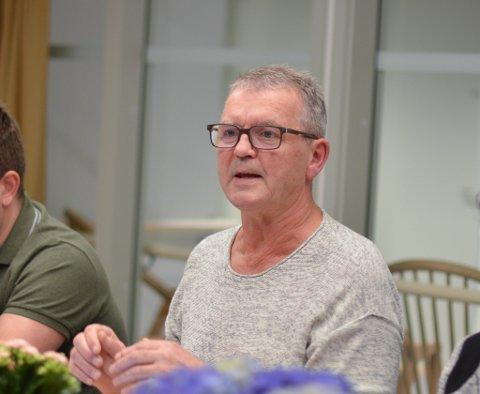 Høgreveteran Leif Sverre Enes. (Arkivfoto).