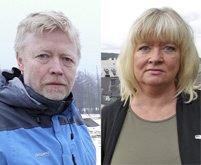 Jørn Roald Wille og Sissel Rundblad, Moss Høyre