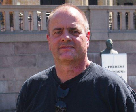 Lars Thorsen, leder SIAN