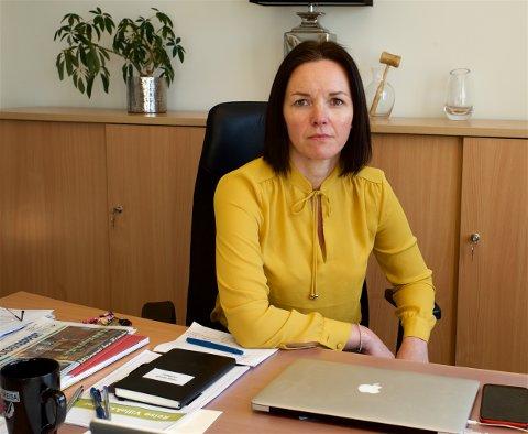 Nordreisaordfører Hilde Anita Nyvoll politianmeldte bloggeren som fremsatte en rekke grove påstander om Nyvoll og hennes familie.