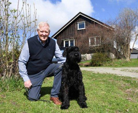 NY ROLLE: Tom Øystein Martinsen har ny rolle som styreleder.