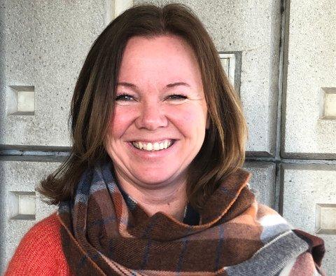 NY LEDER: Heidi Aareskjold Fredriksen fra Hole har fått ny jobb.
