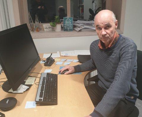 KRITISK: Aksel Hugo er kritisk til planane om ein gondol i Aurland.