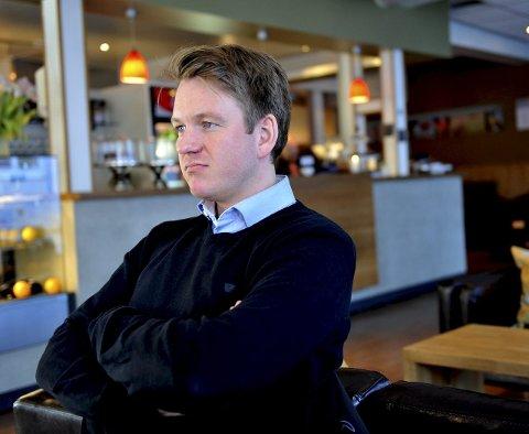 BEKYMRET: Vestfold trenger Høyre med på laget som kjemper for en BTV-region, mener stortingsrepresentant Anders Tyvand (KrF). Han er bekymret over at Lene Westgaard-Halle åpner for Viken som et alternativ. (Arkivfoto)