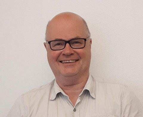 SLUTTER I VESTBY: Mikal Johansen er ansatt i stillingen som økonomisjef i Moss kommune. Mikal kommer fra stillingen som økonomisjef i Vestby kommune