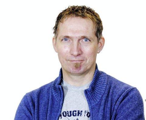 Freddy Toresen er sportsleder   t i Avisa Nordland.