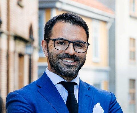 Christer Vikebø  er eiendomsmegler i Privatmegleren Vikebø & Jørgensen