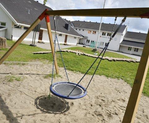 ETT ÅR: Det er ventet at plan for Solvang skole kan sluttbehandles i desember i år.  Illustrasjonsfoto: Håvard Krågsrud