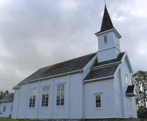 150 ÄR: I helga er det duket for storstilt kirkejubileum i Hattfjelldal.