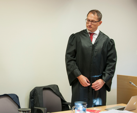 AKTOR: Statsadvokat Hugo Henstein skal være er aktor i saken mot mannen i 20-årene.
