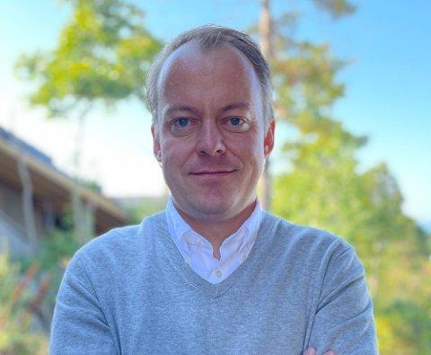 Erlend Wiborg ble mandag valgt til Fremskrittspartiets nye innvandrings- og integreringspolitisk talsperson etter anbefaling fra partileder Sylvi Listhaug.