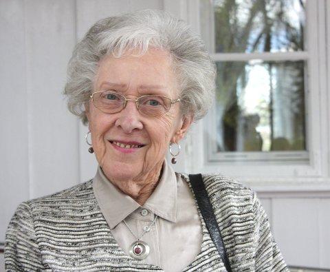 INITIATIVTAGEREN: Tordis Nilsen aksepterte ikke at Manglerud gård treffsenter ble forbigått under utdelingen av en pris i fjor.