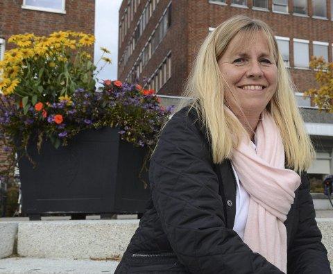 Ny jobb: Anne Kristine Linnestad har fått ny jobb ved Follo Kvalifiseringssenter. FOTO: KARI KLØVSTAD