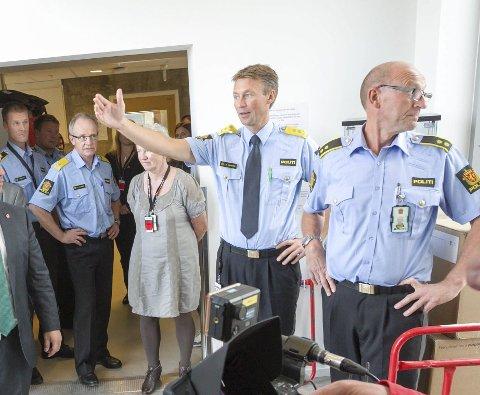 Fikk hjelp: Politidirektoratet grep inn i striden mellom politiledelsen og Politiets Fellesforbund.