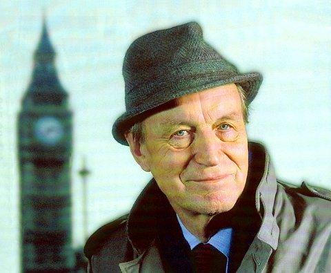 MEDIEFOLK. Gjennom sin korrespondenttid for NRK i London og sine mange bøker om engelske forhold har Richard Herrmann kanskje betydd vel så mye som bindeledd mellom Norge og øyriket i vest som Manchester United og den norske eksporten av fotballproffer. Selv var Richard Herrmann Fram-patriot da han var ung og bodde i Reipbanegata.