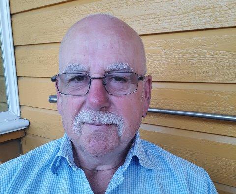 SJOKK: Jan Myrvang hadde aldri trodd at foreningen skulle få tildelt så mye penger.