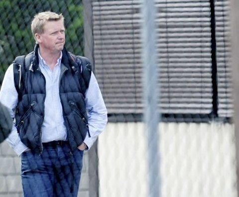 INNTEKT PÅ 10 MILL: Lars Erik Fon var inntil nylig daglig leder for Krifon AS som holder til på Ramdal.