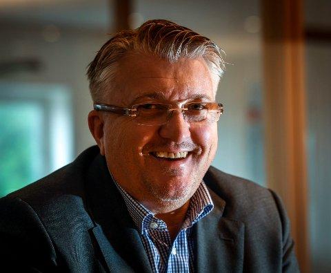 Espen Haaland var blant de nominerte til årets vekstskaper, men nådde ikke helt opp i den regionale finalen i Bodø.