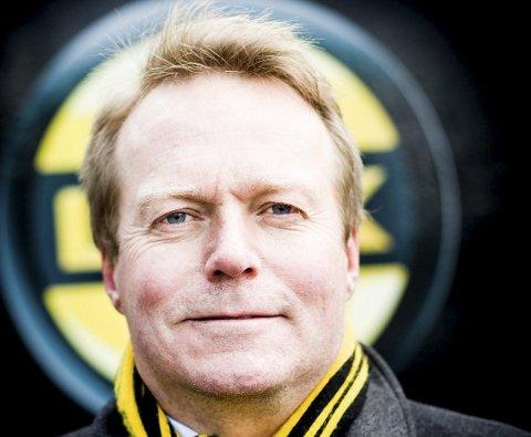 STYRELEDER: Morten Kokkim i LSK.