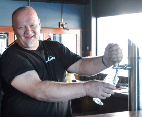 MÅ AVVIKLE: Martin Nilsen er allerede på leting etter et nytt sted å være for The Note.