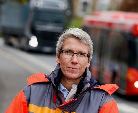 Guro Ranes er avdelingsdirektør i Statens vegvesen.