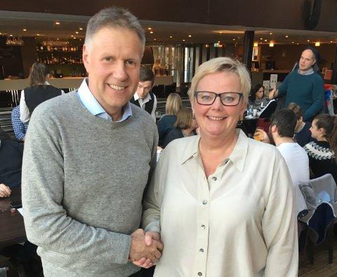 Lusie Gjersvoll fra Sunndal overtar som leder i 22. juli-støttegruppa i Møre og Romsdal etter Sveinung Hjetland, som har ledet fylkeslaget siden 2016.