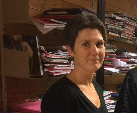 Rektor: Elisabeth Bråten (46) skal lede Nord-Aurdal ungdomsskole videre.