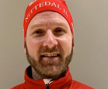 LEDER SKIGRUPPA: Bård Wæhle står i spissen for en gruppe i idrettslaget som er vant til mye jobbing, og 2020 blir ikke noe unntak for skigruppa i NIL.