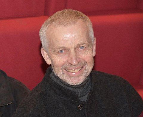 Gunnar Waagen har fått flest slengere i Tingvoll.