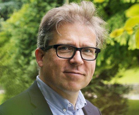 NAVN: Martin Smith-Sivertsen STILLING: Gruppeleder for Høyre i bystyret i Bergen.