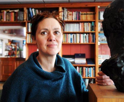 Astrid Berthinussen, leder av Vesterålen reiseliv, ser fram til kåringen av årets reiselivsbedrift i Vesterålen. (Foto: Morten Berg-Hansen)