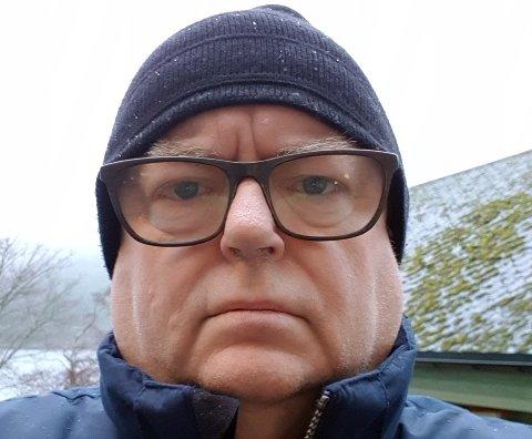 PROVOSERT: – Eg forstår ikkje korleis straumforbruket vårt plutseleg skal ha blitt firedobla, seier Rune Ripe, som har klaga til SFE.