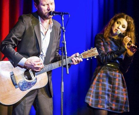 Ny konsert: Magnus Grønneberg hiver på en ekstrakonsert i desember. Han og datteren Hanna-Maria spiller også 15. desember på Litteraturhuset. Foto: Johnny leo Johansen