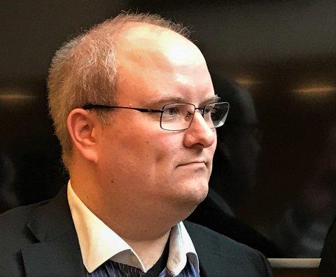 HOPPET AV: Kjell Arne Brudvik fikk tillit fra partikollegene og sto helt oppe på tredjeplass på Høyres liste til høstens kommunevalg, men valgte å trekke seg.