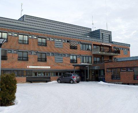 JORS: Jevnaker omsorgssenter og Jevnaker omsorgs- og rehabiliteringssenterArkivfoto: Frode Johansen/Ringerikes blad
