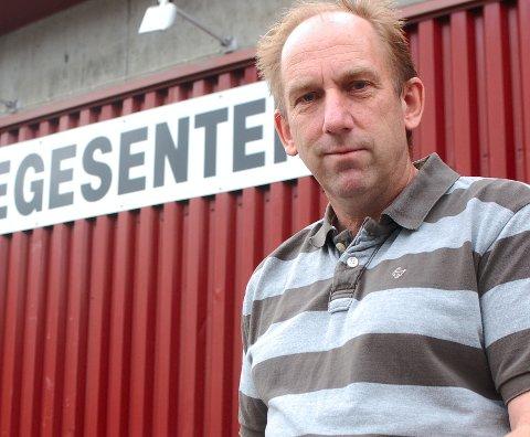 OPPFORDRER TIL VAKSINASJON: Kommuneoverlege i Lunner, Jon Arne Ødegaard.