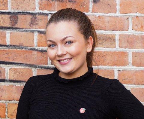 Camilla Grettland, 2. kandidat, Halden FrP.