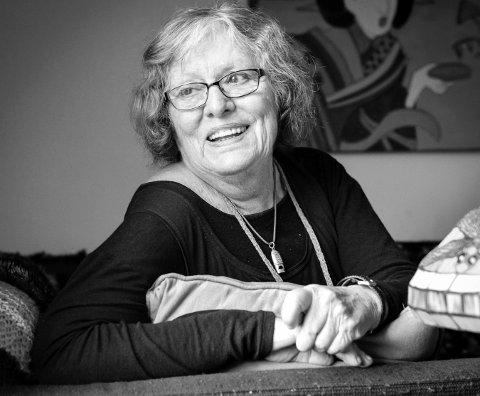 Inger Lise Øia har jobbet som sykepleier og i helsevesenet i mange år. Nå er hun selv pasient, hun har kreft med spredning.