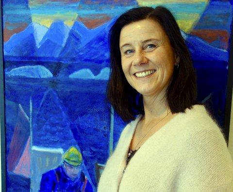 Miljødirektøren: Ann Helen Ernstsen startet jobben med å bygge opp Senter for oljevern og marint miljø 1. februar.