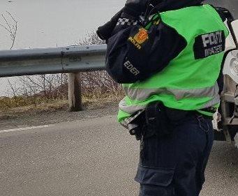 ERSTATNING: Statens vegvesen krever erstatning etter at autovernet ble skadet i forbindelse med en trafikkulykke